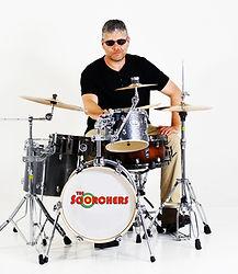 Steve on the drums.jpg