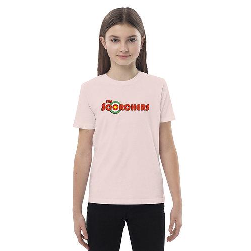 Scorchers Organic cotton kids t-shirt