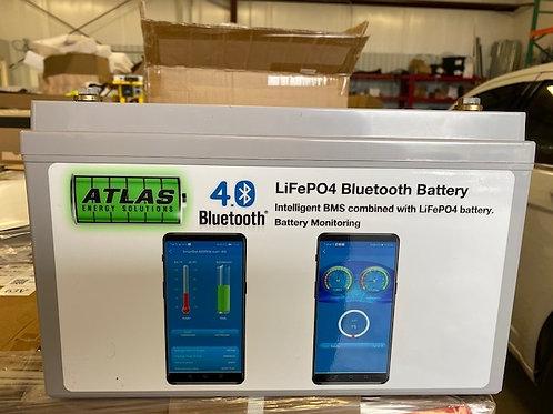 12V/100ah Bluetooth Battery