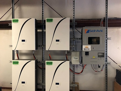 5kwh 48V/100Ah LifePo4 Lithium Ion Home Battery Storage