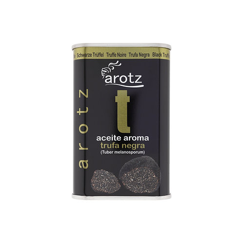 Black Truffle Infused Olive Oil -Arotz (200ml)