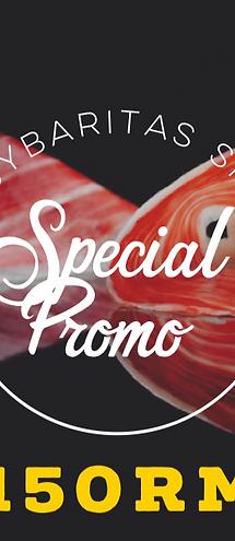 100% Iberian Acorn-fed Ham (200g)