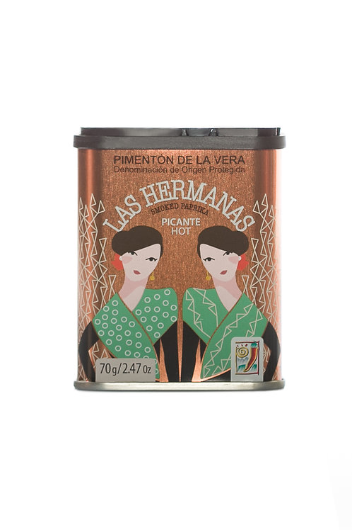 Hot Paprika - Las Hermanas (70g)