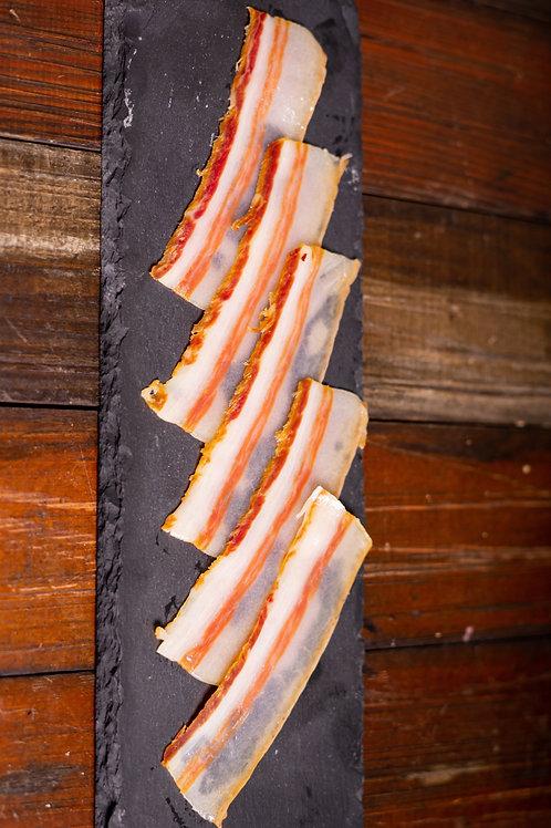 Panceta Acorn-fed Pure Iberian (100g app)