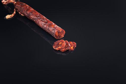 "Sausage Tube ""Chorizo"" 100% Iberian Acorn-fed  (250g app)"
