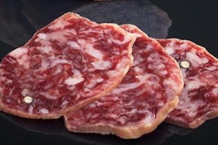 Salchichon sliced Acorn-fed Pure Iberian (100g app)