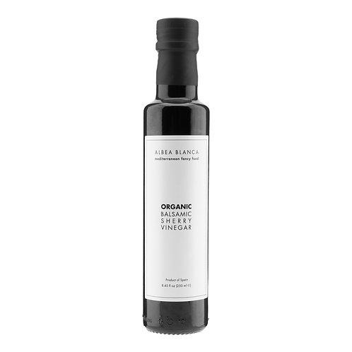 Organic Balsamic Sherry Vinegar - Albea Blanca (250ml)