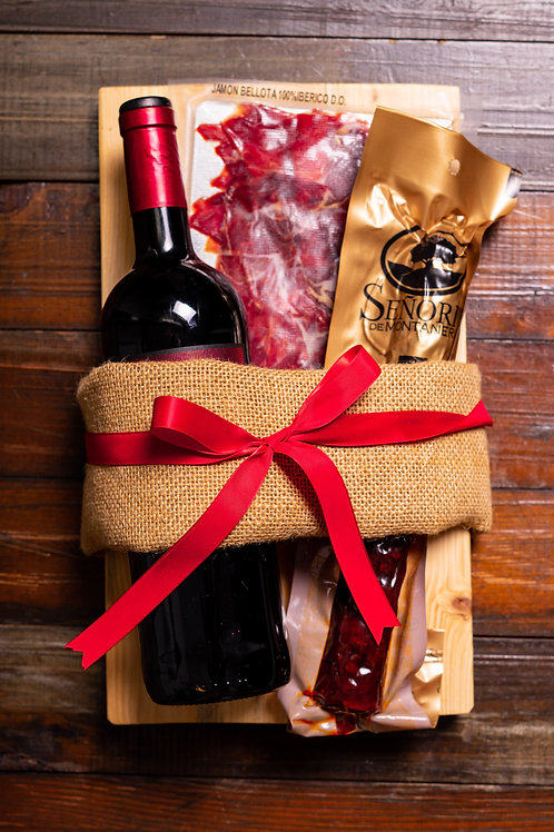 Bussiness Class Aisle Gift Basket