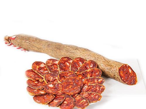 Organic Chorizo velita Acorn-fed Pure Iberian (250g app)