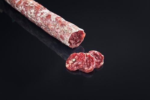 "Sausage ""Salchichon"" 100% Iberian Acorn-fed  (250g app)"