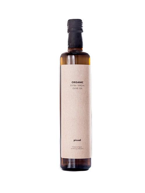 Organic Picual EVOO Olive Oil - Albea Blanca (500ml)