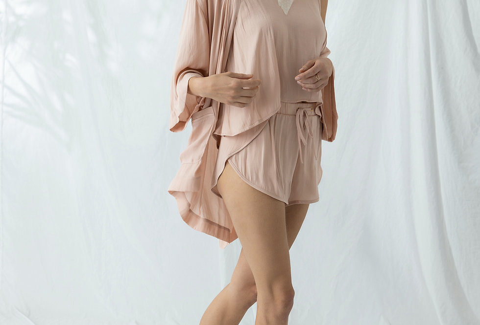 Lola Short - Pink Champagne