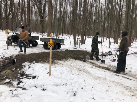 2018 - 2019 Trail Work