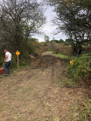 2019 - 2020 Trail Work