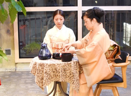 2019新春ミニ茶会(動画)