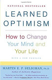 Learned Optimism Book by Martin E. P. Seligman, PhD.