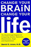 Change Your Brain, Change Your Life Book by Daniel G. Amen, MD