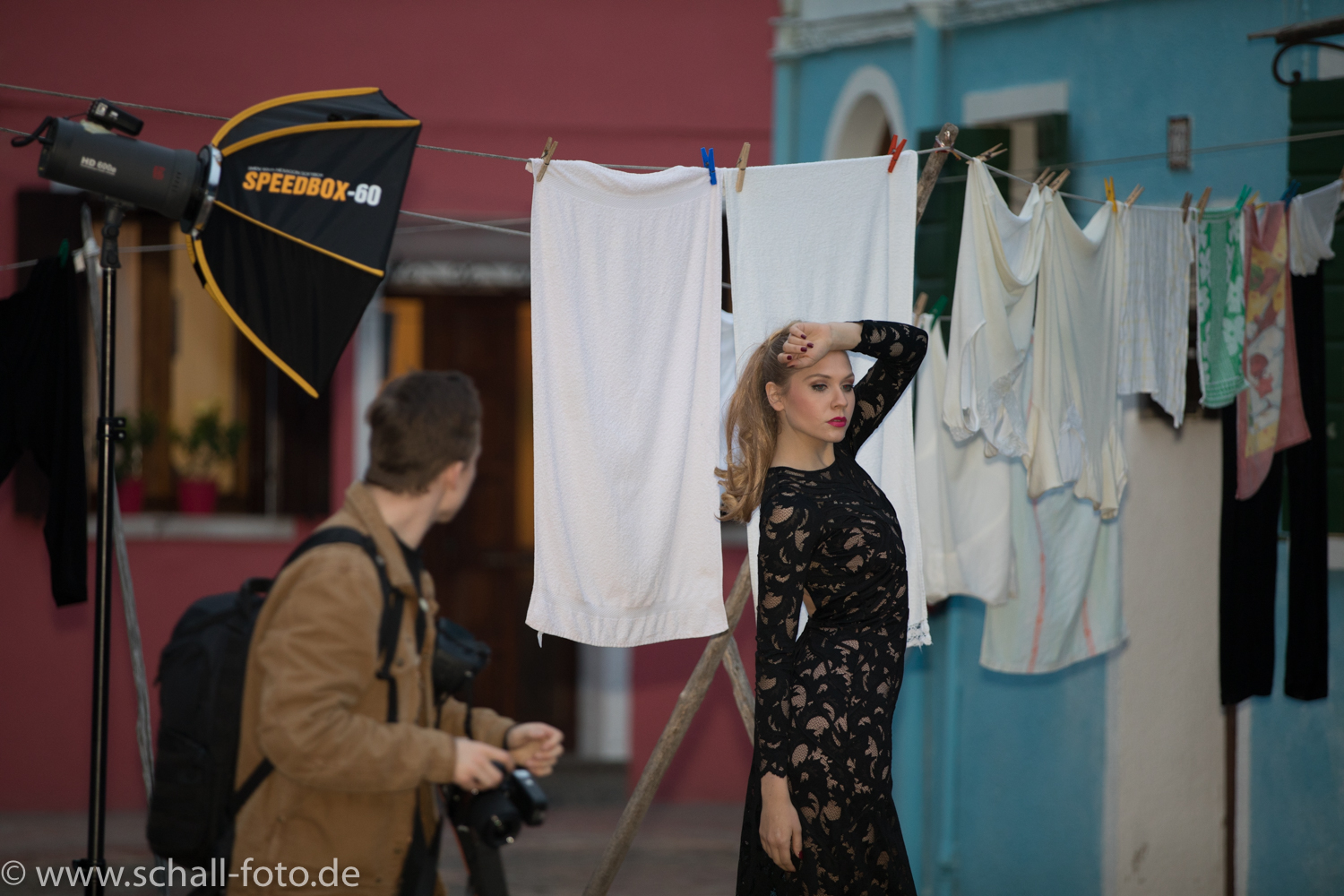 Photographie-Workshop in Venedig