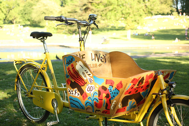 Nine Lives Cargo Bike