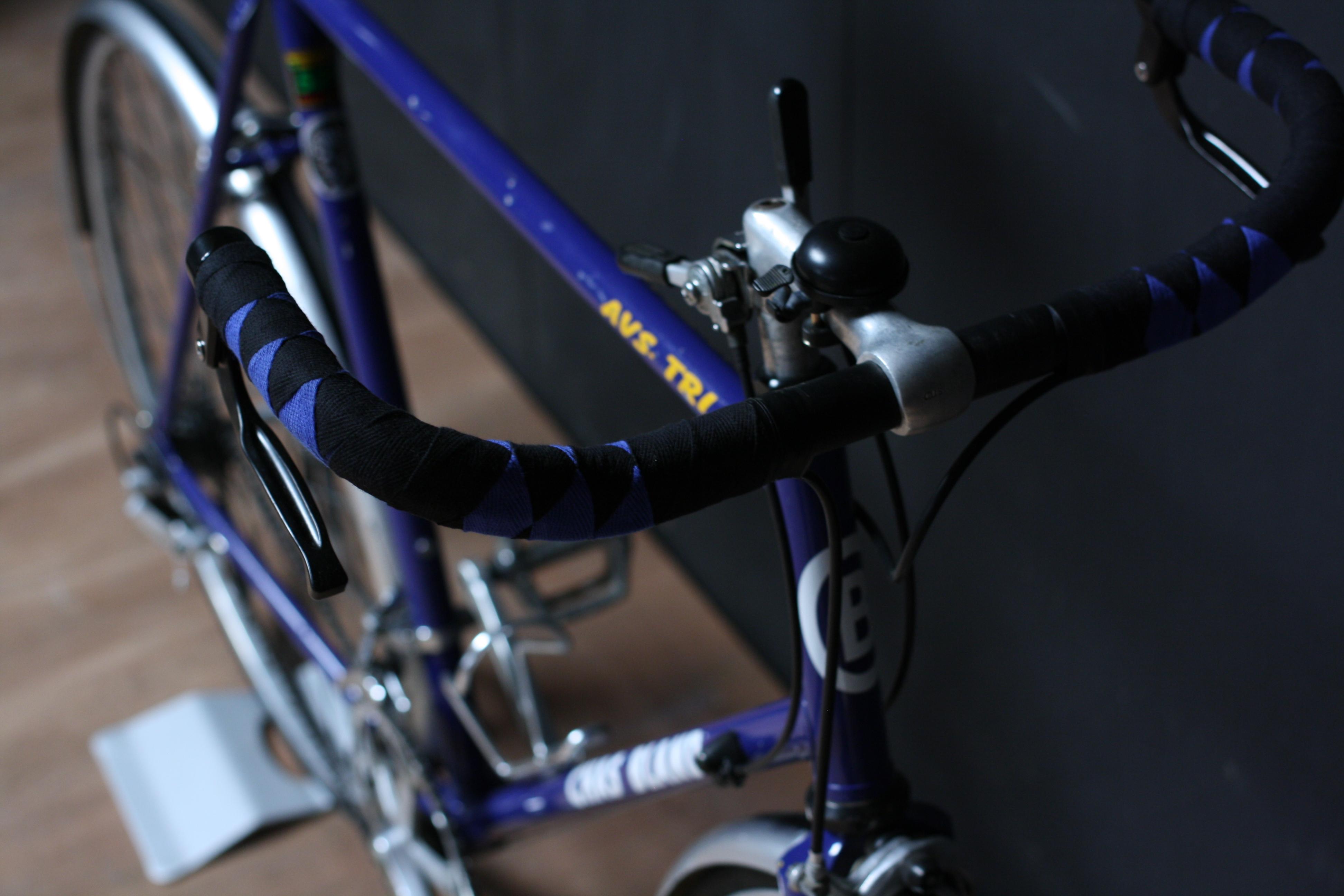 chas bland bike
