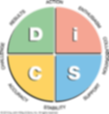 Everything DiSC personality training and onine disc assessment