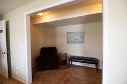 Gravois Suite Sitting Room