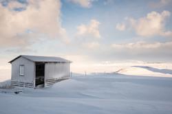 Our drying shed by Fabian Wanisch