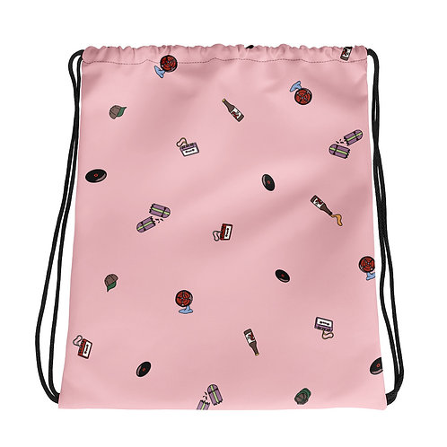 Repeater Drawstring Bag