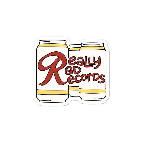RRRainier Sticker