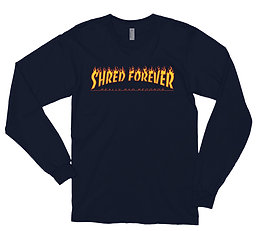 Shred Forever Long Sleeve T-Shirt
