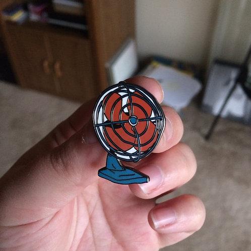#1 Fan Enamel Pin