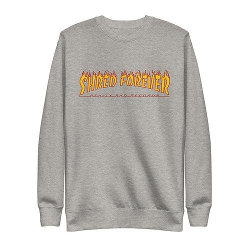 Shred Forever Unisex Fleece Pullover