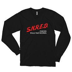 S.H.R.E.D. Long sleeve t-shirt