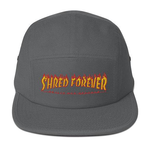 Shred Forever 5 Panel
