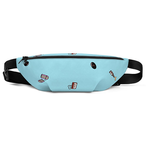 Repeater Fanny Pack (Blue)