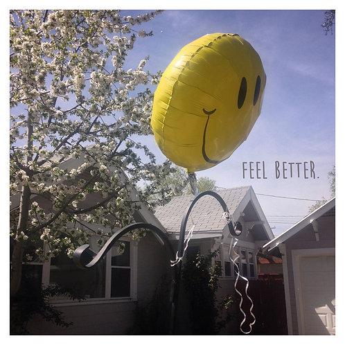 Feel Better - S/T [CS/CD]