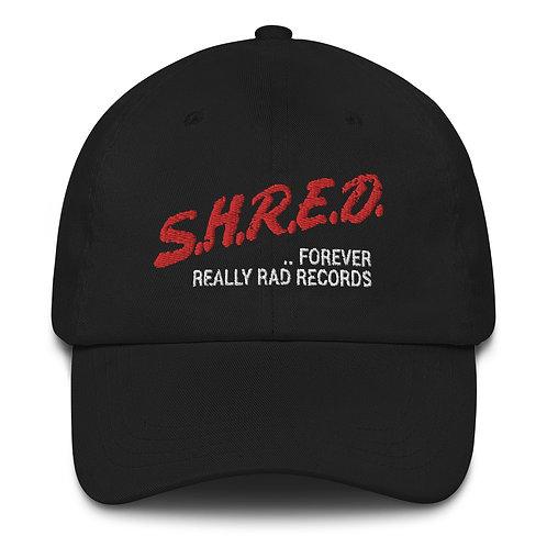 S.H.R.E.D. Dad hat