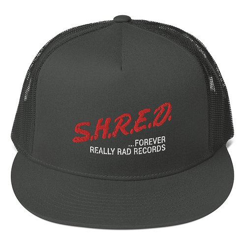 S.H.R.E.D. Trucker Cap