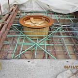 Manhole Reconstruction, North Bridge.
