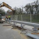 Installing Historic Railing