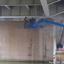Type II Patching Underdeck, South/North Bridge.