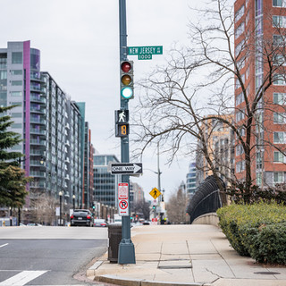 Rehabilitation of New Jersey Avenue NW Project (from H Street NW to N Street NW)