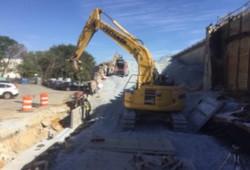 Retaining Wall 6/7: Backfilling