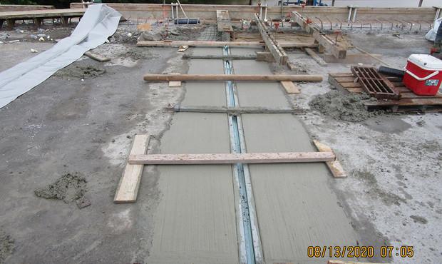 South Bridge Strip Seal Joint Reconstruc