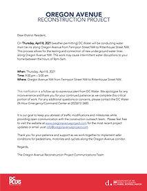 Oregon Ave Water Shutoff 4.8.21 phase 2.