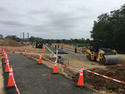 Anacostia Dr. - Roll future roadway