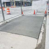 PCC Pavement Repair at the SE Corner of 14th and W Street