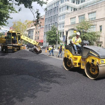 14th Street Streetscape Weekly Progress