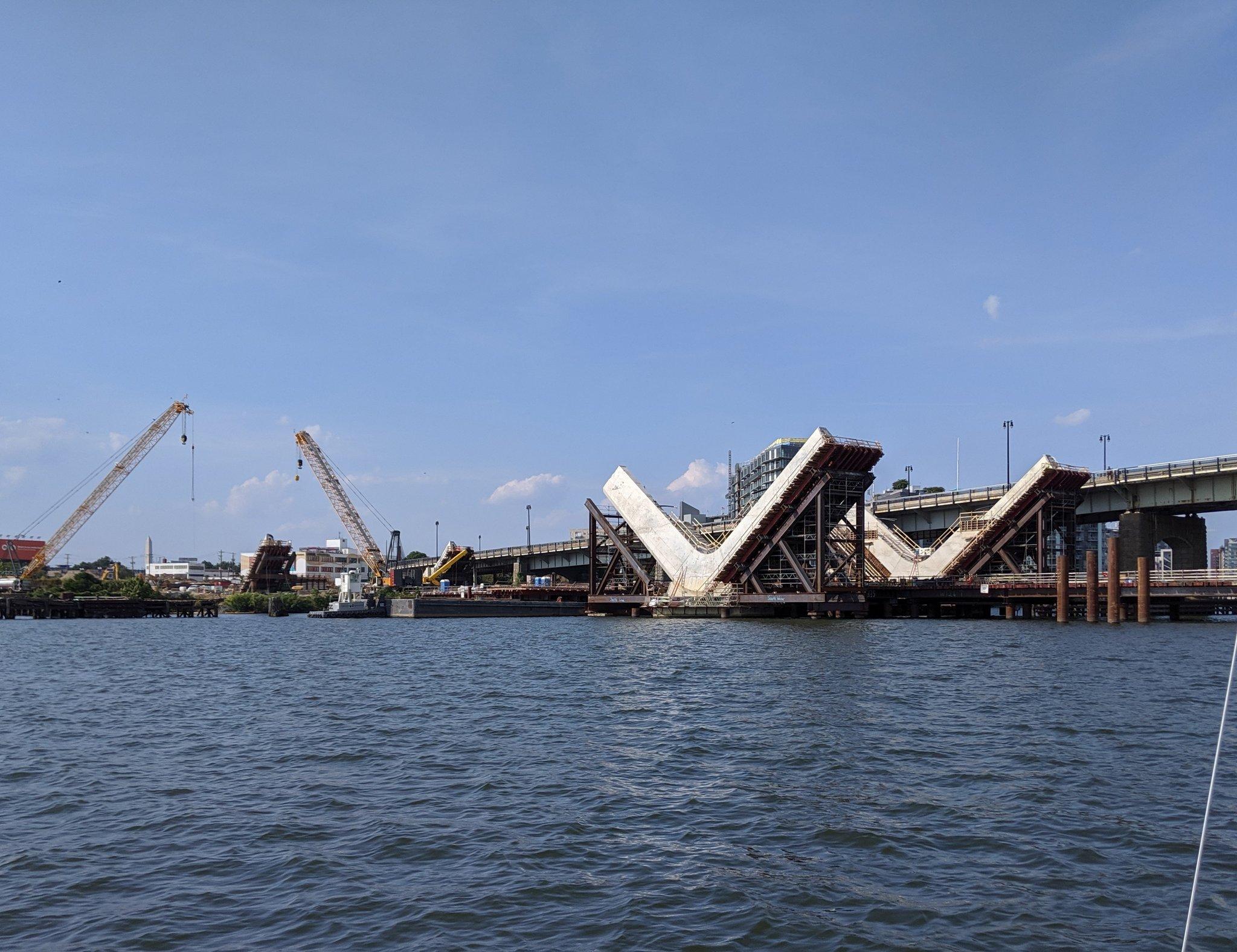 Complete V-Pier 1