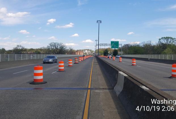 Phase 1 Maintenance of Traffic